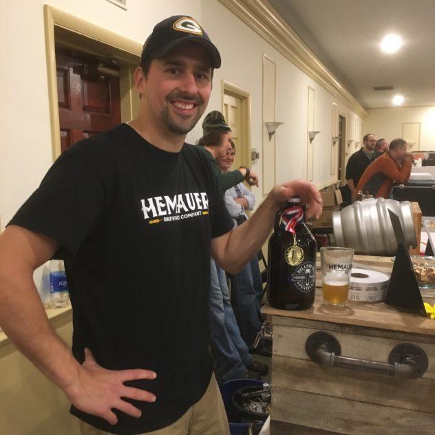 Brooks Hemauer Brewing Company with Brooks Hemauer