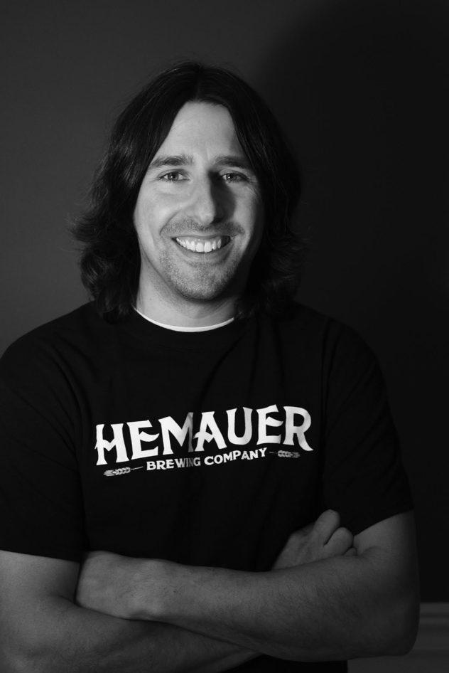 Brooks Hemauer | Hemauer Brewing Company Dillsburg PA